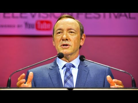 The James MacTaggart Memorial Lecture 2013: Kevin Spacey