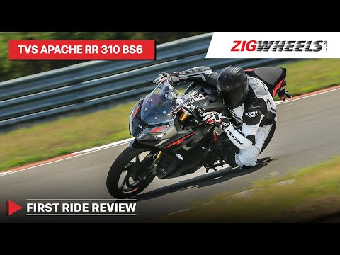 TVS Apache RR 310 BS6 First Ride Review & Now with Riding modes!