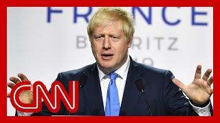 Boris Johnson's suspension of Parliament faces challenges