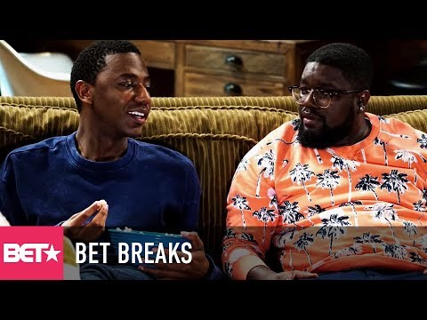 Download Youtube: Jerrod Carmichael & Lil Rel Howry's New Comedy Pilot - BET Breaks