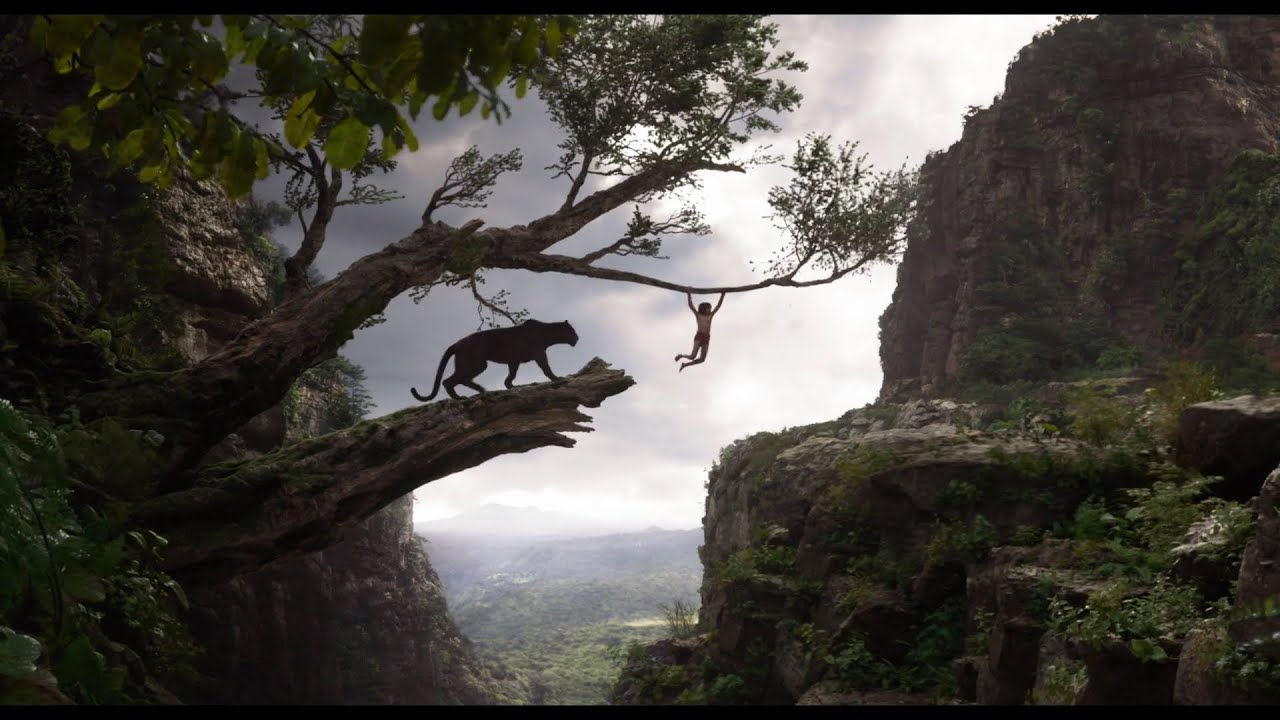 The Jungle Book  IMAGES, GIF, ANIMATED GIF, WALLPAPER, STICKER FOR WHATSAPP & FACEBOOK
