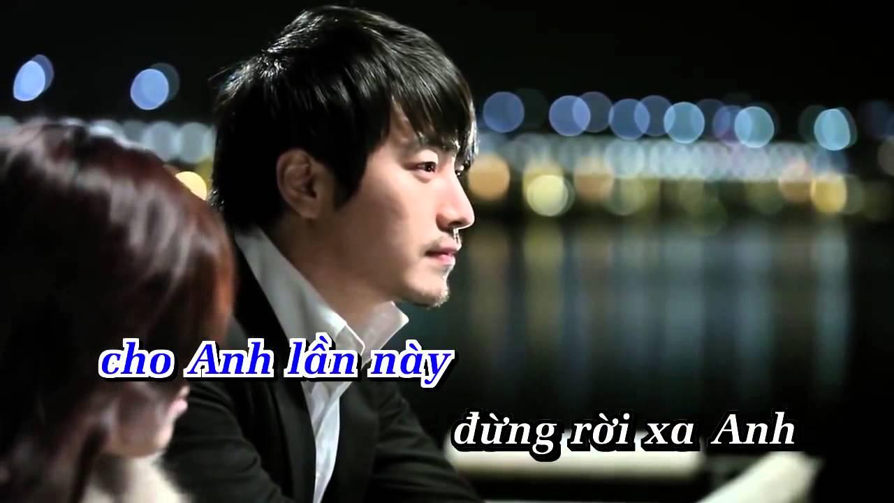Karaoke Thất Tình  - Trịnh Đình Quang Beat Gốc