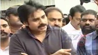 Pawan Kalyan Visits Yashoda Hospital : TV5 News