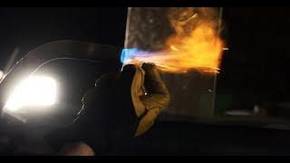 OF METAL AND FIRE: SONY A7SII LOW LIGHT TEST: NATHAN BENNETT