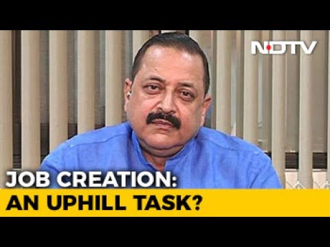 3 Years Of Modi Government: Jitendra Singh To NDTV