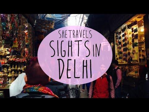 SIGHTS IN DELHI (Delhi, India)