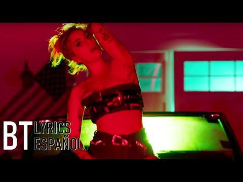 Lady Gaga - John Wayne (Lyrics + Español) Video Official