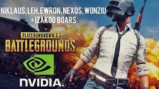 Team Nvidia Challenge - PUBG