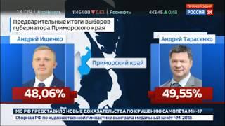 видео Уссурийск активно включился в процесс выборов губернатора