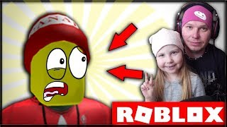 I PLAY ROBLOX WITH DADDY AND BARUNKOU! 😋