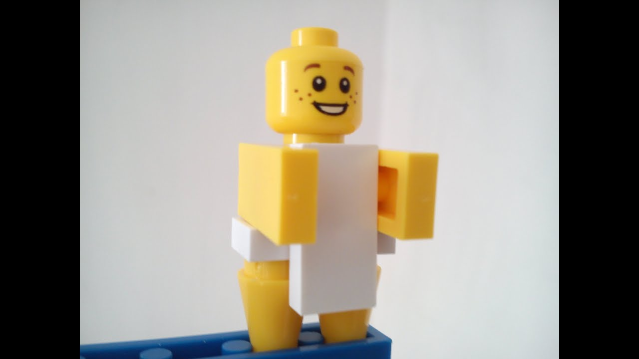 How To Build Lego Baby Youtube