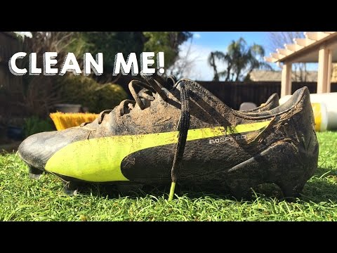 Key Tips For Cleaning Your Soccer Cleats!
