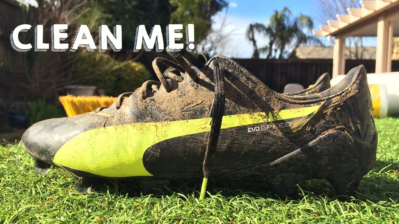 size 40 4294b e008b Top Tricks and Tips For Cleaning Your Dirty Soccer Cleats