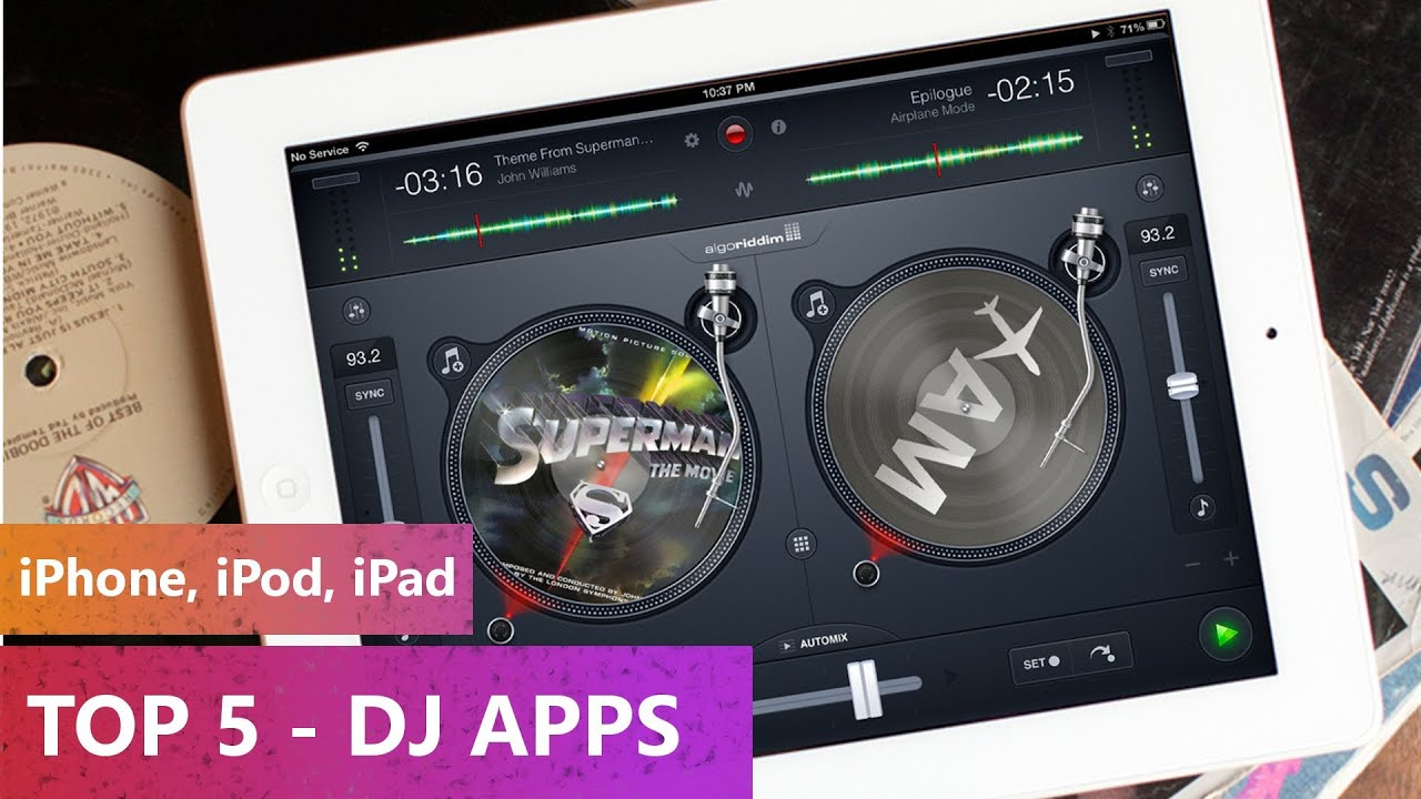 Free Dj Apps For Iphone