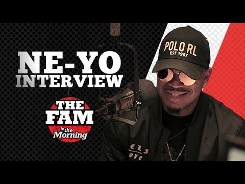 Ne-Yo Talks A Good Man, Family Life, & More