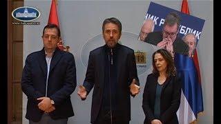 Skupština - svi zgranuti: Zbog Vučića ugroženo 50 000 ljudi, biće još više!?