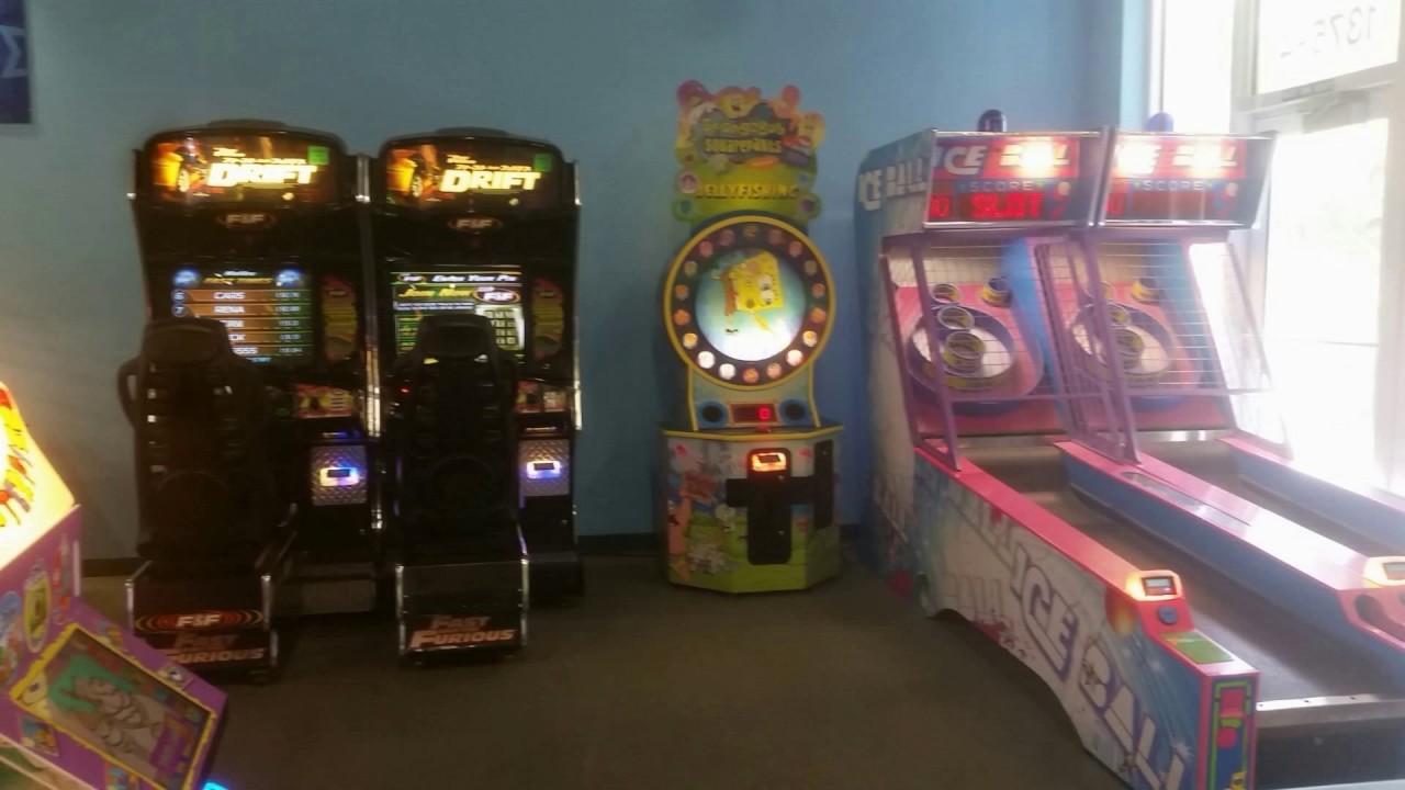 Arcade Vero Beach Fl