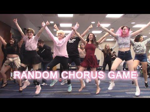 [CHALLENGE] Random KPOP Chorus Dance Game