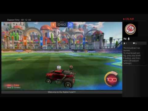 Ranked Rocket League With Sky!!!