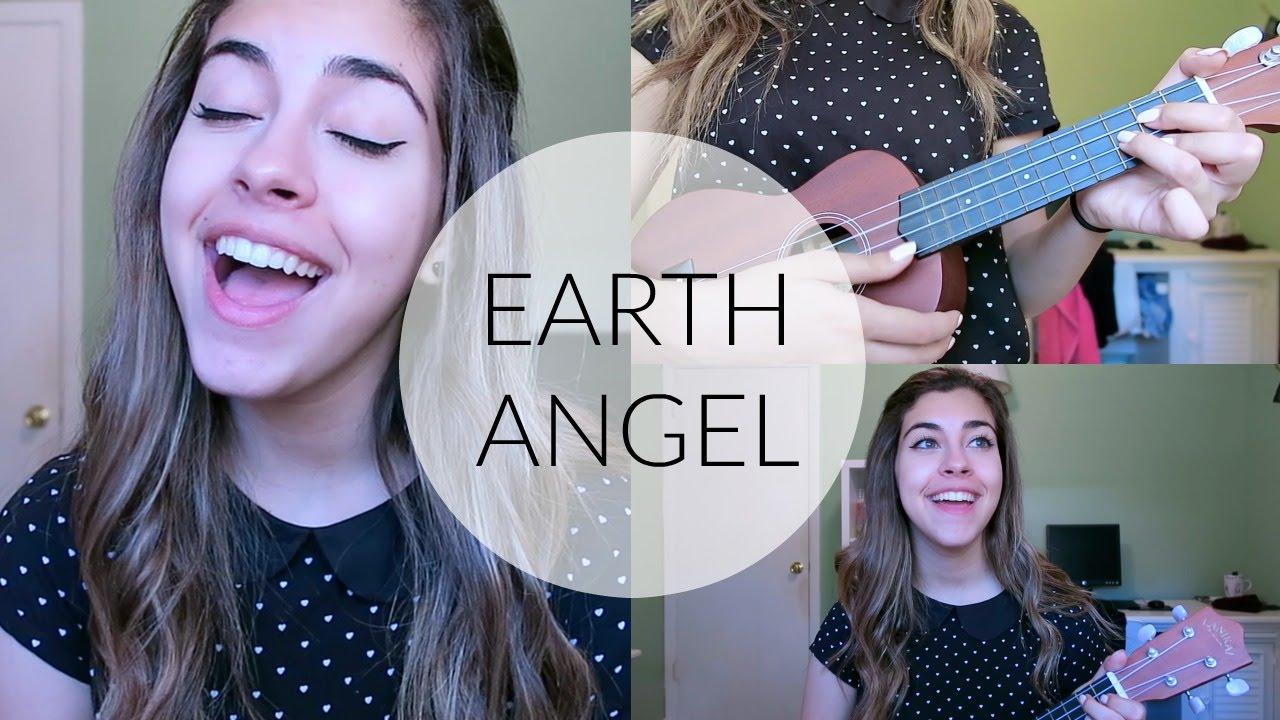 Earth angel ukulele cover youtube hexwebz Image collections