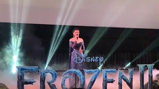 ดินแดนที่ไม่รู้ (Into the unknown) : แก้ม วิชญาณี Gam Wichayanee งานพรีเมียร์ Frozen 2