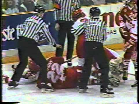 WJC. USSR vs Canada [04.01.1991]