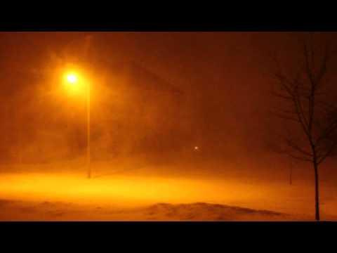 Snow Blizard Feb 1, 2011 in Yorkville Illinois (first upload)
