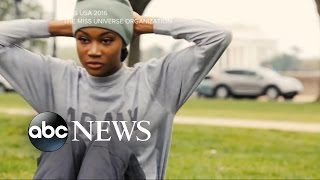 deshauna barber from us army reserves to miss usa