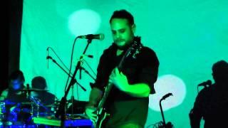 "Bauda ""Silhouettes"", live in Santiago, Chile, 11-Jul-2014"