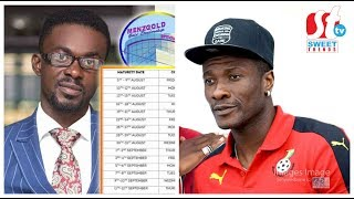 OMG! NAM1'S BESTIE EXPOSES HIM BIG TIME - ASAMOAH GYAN & P0LITICIANS INCLUDED
