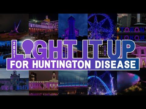 2021 #LightItUp4HD - das offizielle Video!