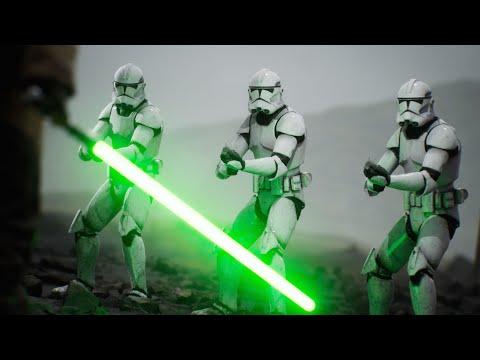 ORDER 66 - Star Wars Short Film [4K]