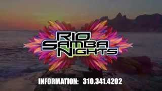 Rio Samba Nights - Brazilian Party in downtown LA