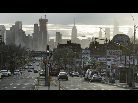 COVID-19: Нью-Йорк подает сигнал бедствия