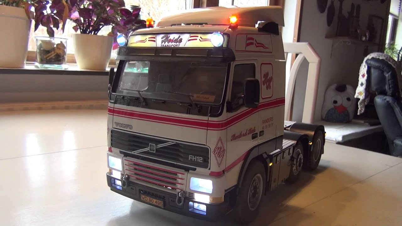 Sold!! (Tamiya Volvo FH12) - YouTube
