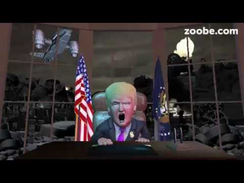 President Trump Plautdietsch