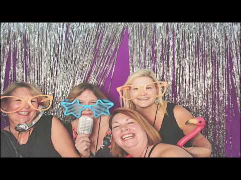 9-14-19 Atlanta Music On Main Photo Booth - Jennie And Danny's Wedding Shindig - Robot Booth