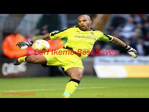 CARL IKEME - BEST SAVES