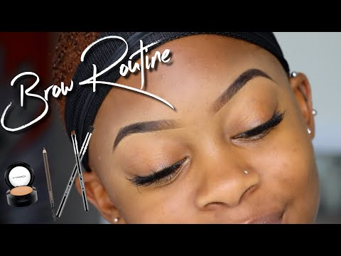 How To: Brow Routine  PERFECT BROWS EVERYTIME