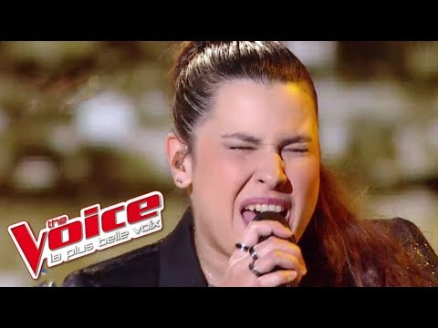 The Voice 2016 | Anahy - Nothing Compares 2 U (Sinead O'Connor) | Prime 1