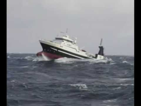 Commercial fishing most dangerous job in the world youtube for What is commercial fishing