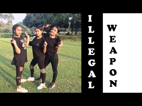 ILLEGAL WEAPON||DANCE COVER || JASMINE...