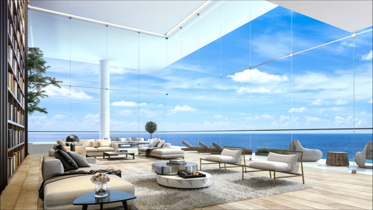 Penthouses At The One In Palm Jumeirah Dubai Youtube