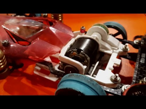 TAMIYA To Day 18 (Mini 4WD) : S2 - Plasma Dash Motor