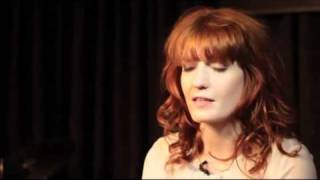 ► FLORENCE AND THE MACHINE, English Indie Rock Band | An Exclusive Interview with yoox.com