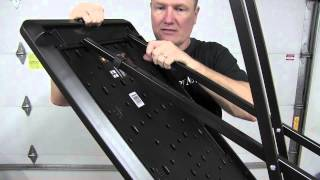 Fast Set Table Demo: by John Young of the Disc Jockey News