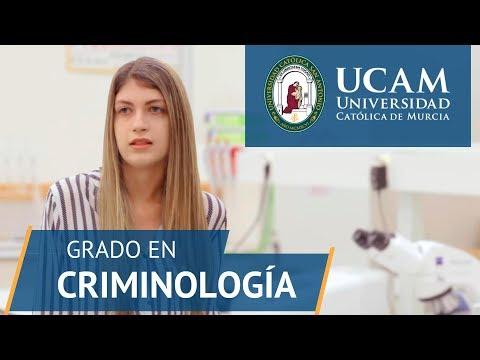 Por qué estudiar el Grado en Criminología | UCAM Universidad Campus de Cartagena