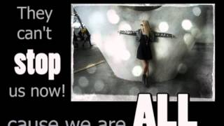 Jenny McKay - Unbreakable | Lyrics (DJ Antoine vs. Mad Mark Mix) Thumbnail