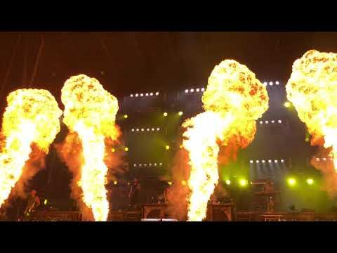 Rammstein - Sonne (Live Puerto Vallarta Mexico 2019 ) 4k Mp3
