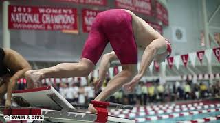 Swim and Dive Fall Invitational Day Two - Web Hit